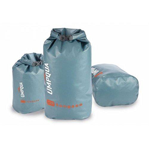 Umpqua Tongass Fly Fishing Waterproof Roll-Top Dry Bag Steel Blue by Umpqua