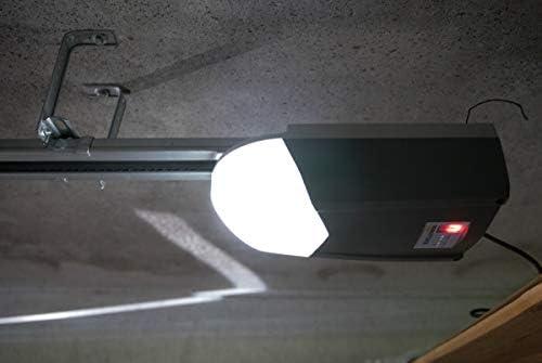 Schellenberg 60910 Motor para Puertas Seccionales de Garaje Smart ...
