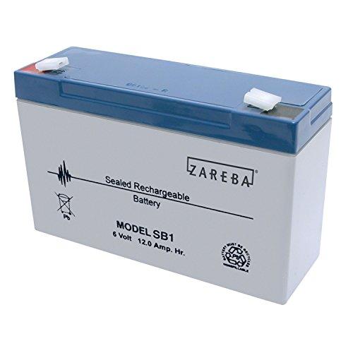 zareba battery - 2