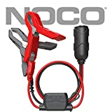 NOCO GC017 12V Adapter Plug Socket with Battery Clamp