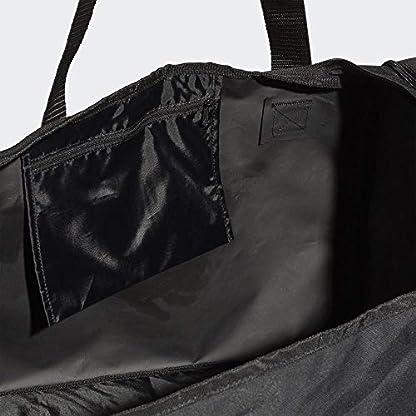 adidas Unisex Tiro Duffel L Sporttasche 70 x 32 x 32 cm, black/White 6
