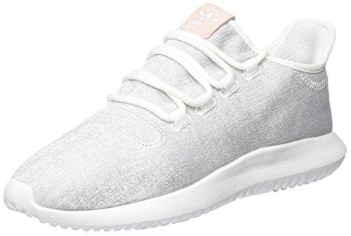 Chaussure Ombre Tubulaire Adidas Damen Weiss (chaussures Blanc / Gris Deux / Chaussures Blanc)