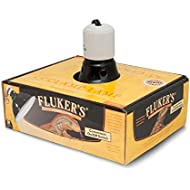 "Fluker's 5.5"" Repta-Clamp Lamp with Switch for Reptiles"