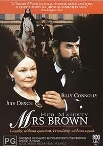 Gerard Butler as Archie Brown in Mrs Brown (1997)