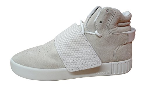 adidas Originals Men's Tubular Invader Strap Shoes White White White Bb5038 with paypal for sale 6edakM2tLm