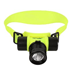 1000LM LED Underwater Waterproof Diving Headlamp Flashlight Torch Headlight