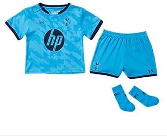Under Armour 2013 14 Tottenham Away Baby Kit Amazon Co Uk Clothing
