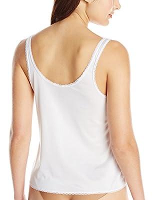 Vassarette Women's Tailored Anti-Static Camisole 17109
