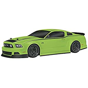 HPI Racing 109494 E10 2014 Mustang Green Body RTR RC Car