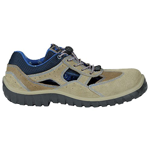 Cofra 36140-001.W39 Paddock S1 P SRC Chaussures de sécurité Taille 39 Beige