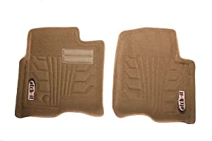 Lund 583096-T Catch-It Carpet Tan Front Seat Floor Mat - Set of 2