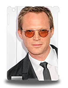 HotPaul Bettany The United Kingdom Male The Da Vinci Code Tpu 3D PC Case Cover Compatible With Ipad Air ( Custom Picture iPhone 6, iPhone 6 PLUS, iPhone 5, iPhone 5S, iPhone 5C, iPhone 4, iPhone 4S,Galaxy S6,Galaxy S5,Galaxy S4,Galaxy S3,Note 3,iPad Mini-Mini 2,iPad Air )