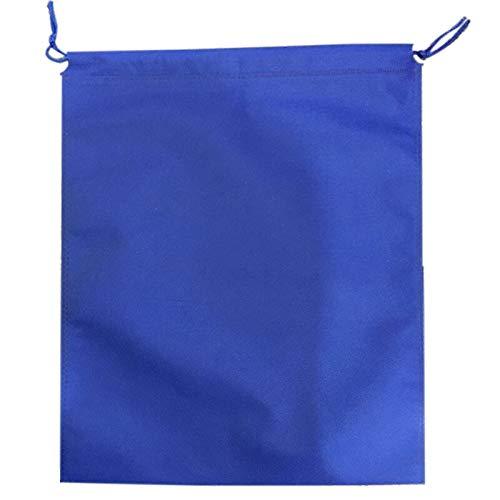 - MOPOLIS 6 Colors Portable Toys Shoes Storage Pouch Bag Travel Drawstring Dust Bags ~ | Color - dark blue