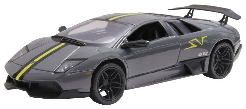 Motormax Lamborghini Murciélago LP 670-4 Model Kit, 1/24 ...