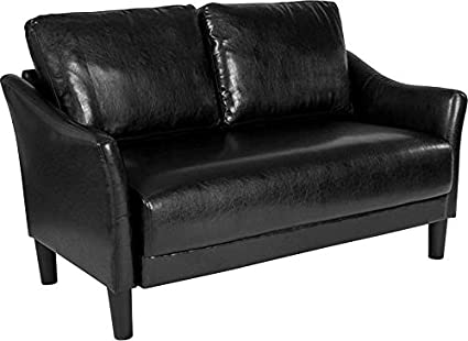 Amazon Com Emma Oliver Living Room Loveseat Couch With Single