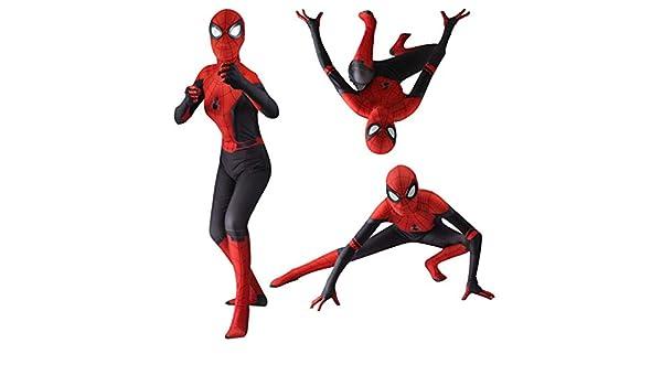 AKCHIUY Halloween Spider-Man Disfraz Nino,Disfraces Superheroes ...