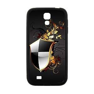 Creative Cool Shield Badge Custom Protective Hard Phone Cae For Samsung Galaxy S4