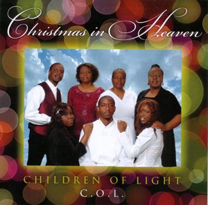 Christmas In Heaven C.O.L. Contemporary Christian Maxi Single