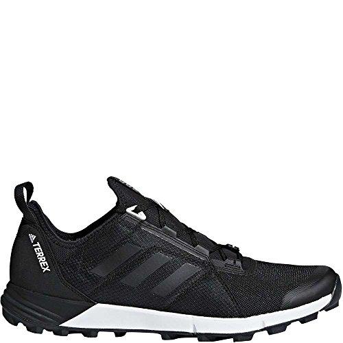 adidas outdoor Mens Terrex Agravic Speed Shoe (11 - Black/Black/Black)