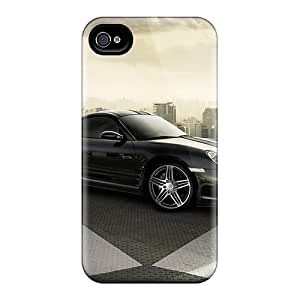 Ultra Slim Fit Hard SpecialUandMe Case Cover Specially Made For Iphone 4/4s- Porsche Cayman S
