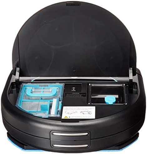 Hobot LEGEE 669 - Robots Aspirateurs et laveurs avec mop vibrante pour un nettoyage performant - Home Robots