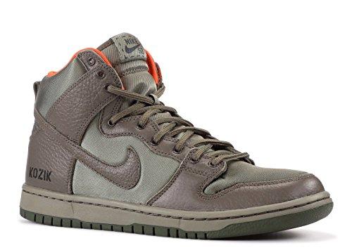 Nike Dunk High Premium Sb Frank Kozik -313171-328 - Size 9