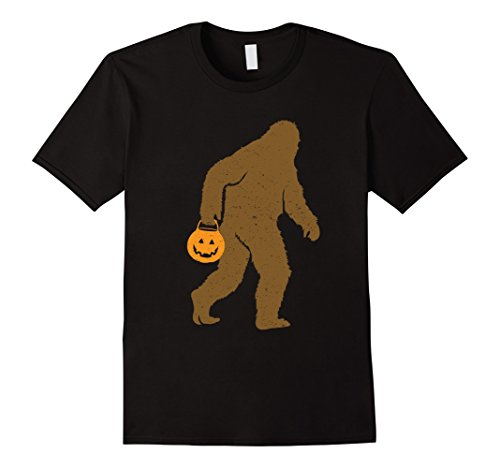 Costume Bigfoot Ideas (Mens Halloween Bigfoot Shirt | Funny Costume T Shirt Gift Idea 3XL)