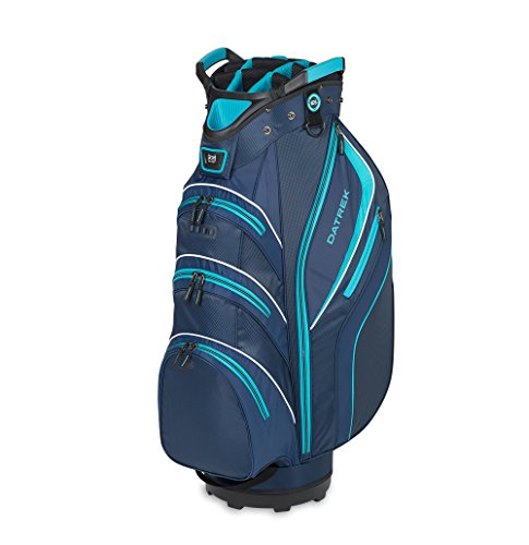 Datrek Lite Rider II Cart Bag Royal/Turquoise/White Lite Rider II Cart Bag