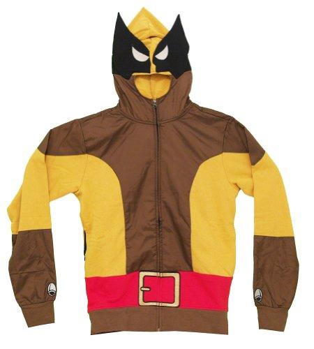 Heroes Marvel Wolverine Costumes (Marvel Universe Wolverine Zip)