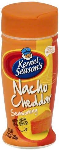Kernel Seasons – Condimento para Palomitas Nacho Cheddar (80g) Sabores para Palomitas – Cobertura para Palomitas: Amazon.es: Alimentación y bebidas