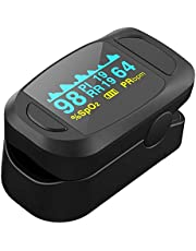 Sport Heart Rate Monitors with OLED Display,Lanyard and Batteries Included