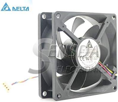 Original for delta AUB0812HH 8025 12V 0.32A 4P PWM server inverter cooling fan