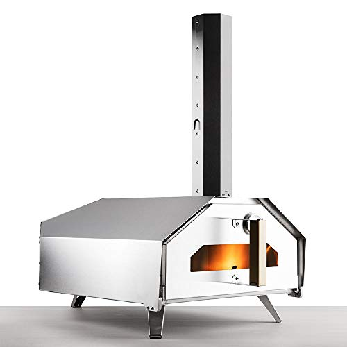 ooni Pro - Multi-Fueled Outdoor Pizza ()