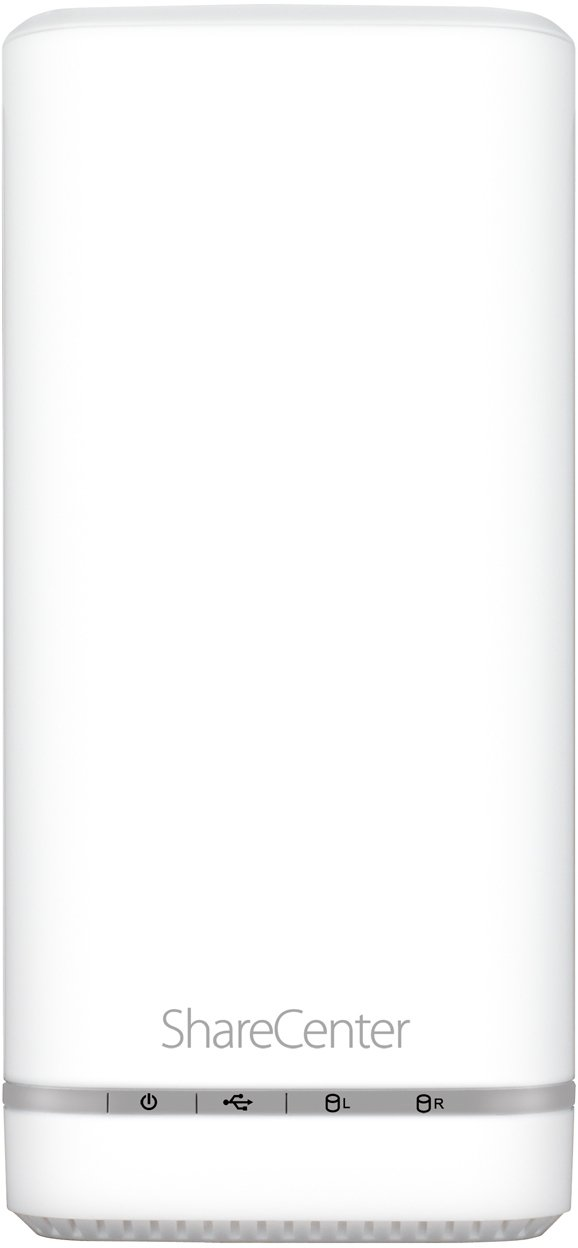 D-Link DNS-327L Serveur NAS 2 baies SATA 3, 5' USB 3.0 Ethernet Blanc 5 USB 3.0 Ethernet Blanc D-Link Systems Inc.