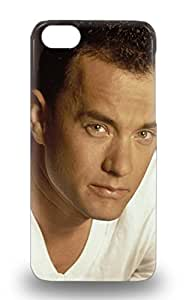 Iphone Tpu 3D PC Case Skin Protector For Iphone 5c Tom HanksAmerican Male Forrest Gump With Nice Appearance ( Custom Picture iPhone 6, iPhone 6 PLUS, iPhone 5, iPhone 5S, iPhone 5C, iPhone 4, iPhone 4S,Galaxy S6,Galaxy S5,Galaxy S4,Galaxy S3,Note 3,iPad Mini-Mini 2,iPad Air ) Kimberly Kurzendoerfer