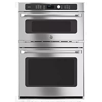 "GE CT9800SHSS Advantium 30"" Stainless Steel Electric Combination Wall Oven - Convection"