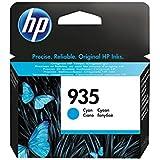 HP 935 Cyan Original Ink Cartridge - ink cartridges (Cyan, Standard, Officejet 6812 e-AiO, Officejet 6815 e-AiO, Officejet Pro 6230 ePrinter, Officejet Pro 6830 e-AiO, O, Inkjet)