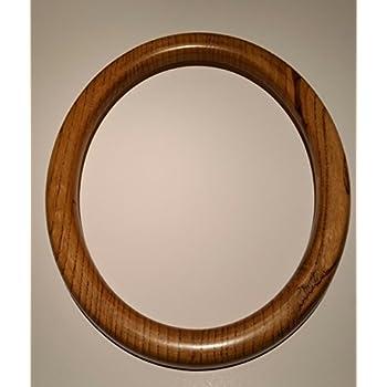 Amazon.com - 0-34 Oak 8x10 Oval Picture Frame -