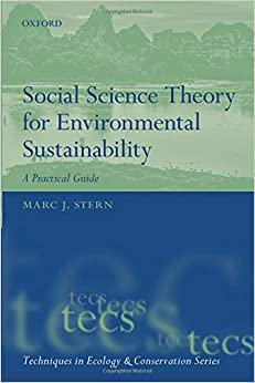 «Social Science Theory For Environmental Sustainability: A Practical Guide»: PDF MOBI 978-0198793199 por Marc J. Stern