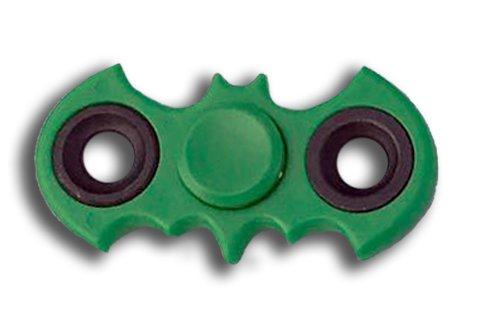 DARK GREEN EDC Focus Toy BATMAN Hand spinner fidget toy TRADOCK Stress Reducer Relieves ADHD Batman Fidget Spinner High Speed Spinner Fidget 2 Sided Spinner Toy