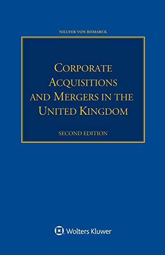 Corporate Acquisitions and Mergers in the United Kingdom