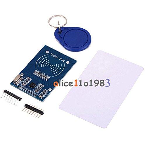 RC522 Card Read Antenna RF RFID Reader IC Card Proximity Module ()