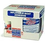 Polymarine - Pegamento para barca hinchable (2 unidades)