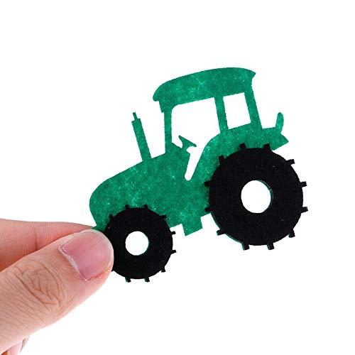 Decoración para tarta de camión - para niños, bricolaje, tractor ...