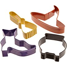 Wilton Witch 4 Piece Colored Cutter Set