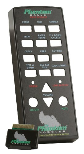 Extreme Dimension Wildlife Calls - Pro Series Sound Module - Gobbler - EDSM430 - Sound Module for Pro Series Calls - Turkey