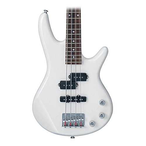 Ibanez GSRM20 Mikro Short-Scale Bass Guitar Pearl White