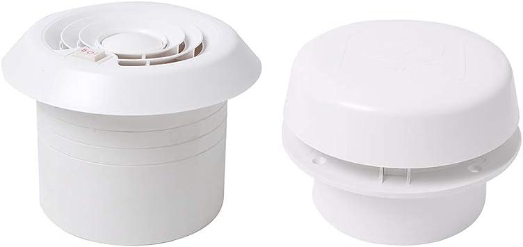 Ahomi RV - Rejilla de ventilación de techo sin ventilador para ...