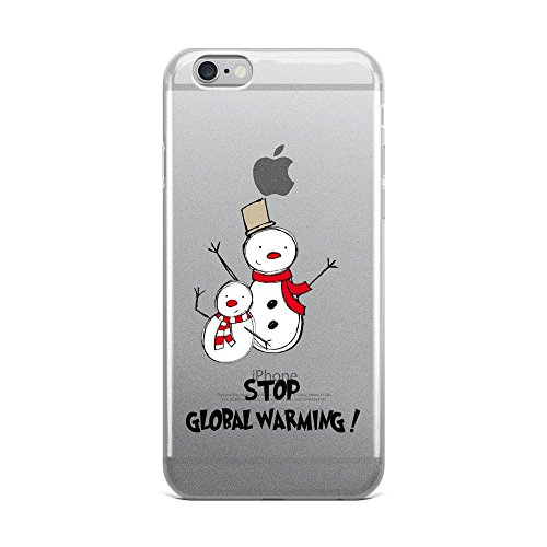 iPhone Case Slim Flexible Soft Silicone Bumper Shockproof Gel for Apple iPhone X 5.8 Inch Device-Stop Global Warming