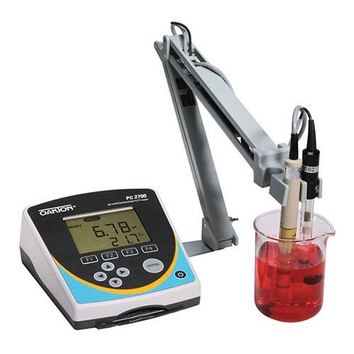 Oakton WD-35414-20 Instruments Series PC 2700 Benchtop Meter with Electrode Stand and Software by Oakton
